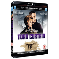 Produktbilde for Torn Curtain (UK-import) (Blu-ray + DVD)