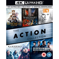 The Action Collection (UK-import) (4K Ultra HD + Blu-ray)