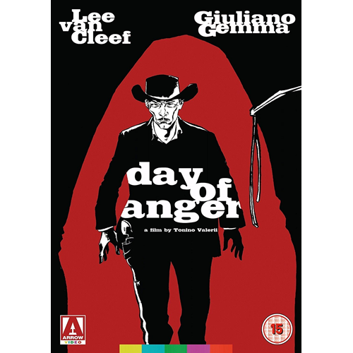 Day Of Anger (DVD)