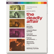 The Deadly Affair (UK-import) (Blu-ray + DVD)
