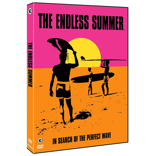 The Endless Summer (UK-import) (DVD)