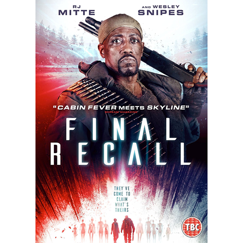 Final Recall (UK-import) (DVD)
