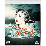 The Love Of A Woman (UK-import) (Blu-ray + DVD)