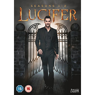 Lucifer - Sesong 1-2 (UK-import) (DVD)