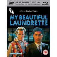 Produktbilde for My Beautiful Laundrette (1985) / En Våt Drøm (UK-import) (Blu-ray + DVD)