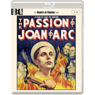 The Passion Of Joan Of Arc - The Masters Of Cinema Series (UK-import) (Blu-ray + DVD)