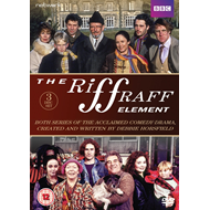 The Riff Raff Element: The Complete Series (UK-import) (DVD)