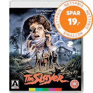 Produktbilde for The Slayer (UK-import) (Blu-ray + DVD)