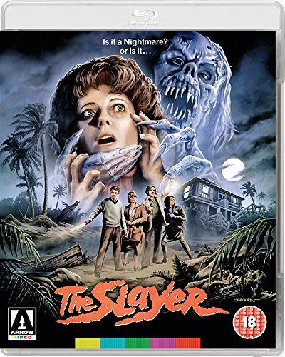 The Slayer (UK-import) (Blu-ray + DVD)