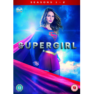 Supergirl - Sesong 1-2 (UK-import) (DVD)