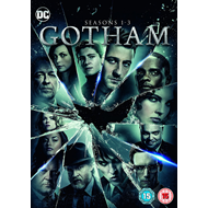 Gotham - Sesong 1-3 (UK-import) (DVD)