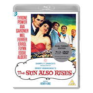 The Sun Also Rises (UK-import) (Blu-ray + DVD)