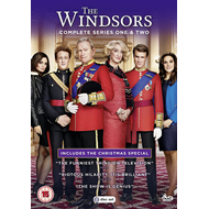 The Windsors: Series 1 & 2 & Christmas Special (DVD)