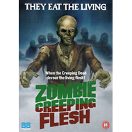 Zombie Creeping Flesh (UK-import) (DVD)