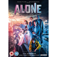 Alone (UK-import) (DVD)