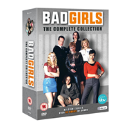 Bad Girls: The Complete Collection (UK-import) (DVD)