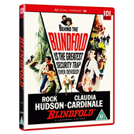 Blindfold (UK-import) (Blu-ray + DVD)
