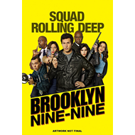 Brooklyn Nine-Nine - Sesong 4 (UK-import) (DVD)