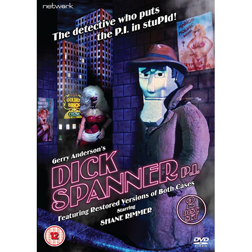 Dick Spanner, P.I.: The Complete Series (UK-import) (DVD)