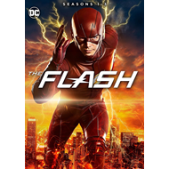 The Flash - Sesong 1-3 (UK-import) (DVD)