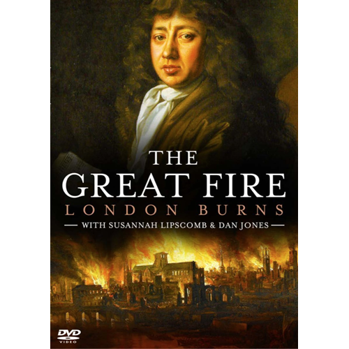 The Great Fire (UK-import) (DVD)