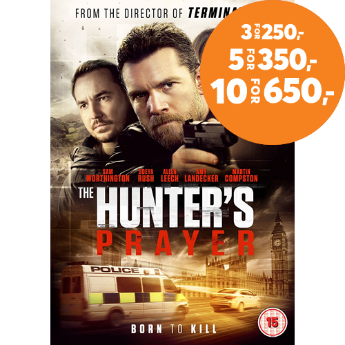 Hunter's Prayer (UK-import) (DVD)