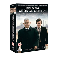 Inspector George Gently - Sesong 1-8 (UK-import) (DVD)