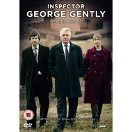 Inspector George Gently - Sesong 8 (UK-import) (DVD)