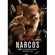Narcos - Sesong 2 (UK-import) (DVD)