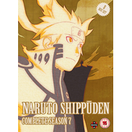 Produktbilde for Naruto - Shippuden: Complete Series 7 (UK-import) (DVD)