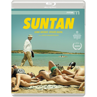 Suntan (UK-import) (Blu-ray + DVD)