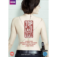 Top Of The Lake: China Girl - Sesong 2 (UK-import) (DVD)