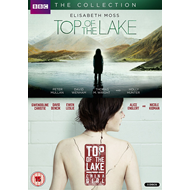 Top Of The Lake - Sesong 1-2 (UK-import) (DVD)
