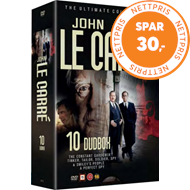 Produktbilde for John Le Carré - The Ultimate Collection (DVD)