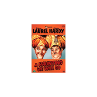 Laurel & Hardy - A Haunting We Will Go (DVD)