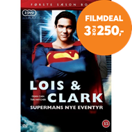 Produktbilde for Lois & Clark - Season 1 Box 1 (DVD)
