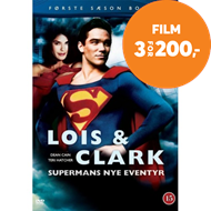 Produktbilde for Lois & Clark - Season 1 Box 2 (DVD)