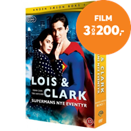Produktbilde for Lois & Clark - Season 2 Box 1 (DVD)