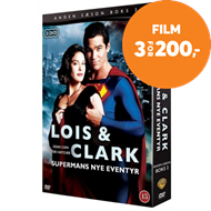 Produktbilde for Lois & Clark - Season 2 Box 2 (DVD)