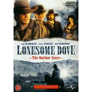 Lonesome Dove - The Outlaw Years (1-11) (DVD)