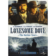 Lonesome Dove - The Outlaw Years (12-22) (DVD)