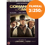 Produktbilde for Lonesome Dove: Comanche Moon (DVD)