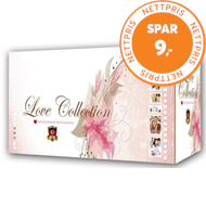 Produktbilde for Love Collection 10 Dvd Boks (DVD)