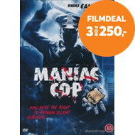 Produktbilde for Maniac Cop (DVD)