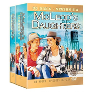 Mcleods Daughter - Sesong 5-8 (DVD)