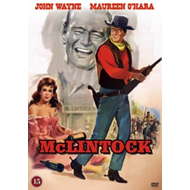 Produktbilde for Mclintock (DVD)