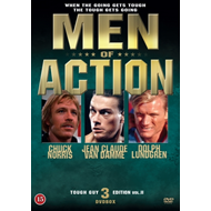 Men Of Action - Action Heroes 2 (DVD)