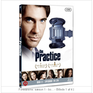 The Practice - Box 2 (14-24) (DVD)