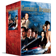 Produktbilde for Romantic Drama Collection Box (DVD)