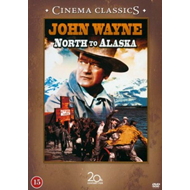 North To Alaska (DVD)